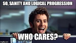 sanityand logic